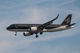 ぱん_くまさんが、羽田空港で撮影したスターフライヤー A320-214の航空フォト(飛行機 写真・画像)