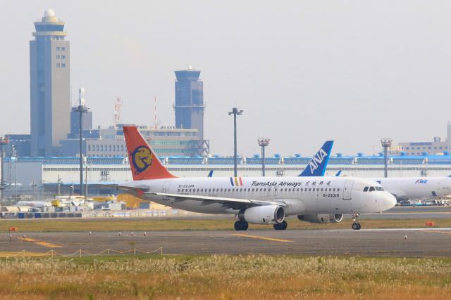 inyoさんが、成田国際空港で撮影したトランスアジア航空 A320-232の航空フォト(飛行機 写真・画像)