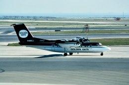 パール大山さんが、サンフランシスコ国際空港で撮影したGolden Gate Airlinesの航空フォト(飛行機 写真・画像)
