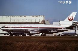 tassさんが、成田国際空港で撮影した日本航空 DC-10-40Iの航空フォト(飛行機 写真・画像)
