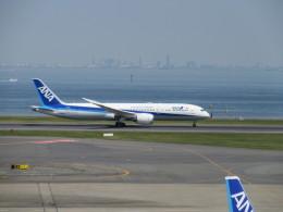 LOVE767さんが、羽田空港で撮影した全日空 787-9の航空フォト(飛行機 写真・画像)