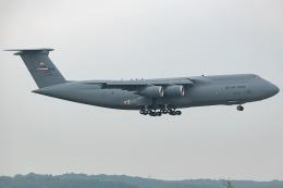 Tomo-Papaさんが、横田基地で撮影したアメリカ空軍 C-5M Super Galaxyの航空フォト(飛行機 写真・画像)