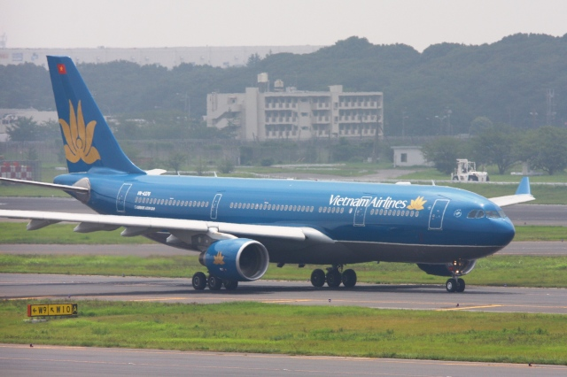 Hiro-hiroさんが、成田国際空港で撮影したベトナム航空 A330-223の航空フォト(飛行機 写真・画像)