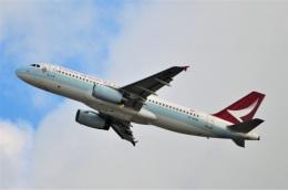 amagoさんが、香港国際空港で撮影したキャセイドラゴン A320-232の航空フォト(飛行機 写真・画像)