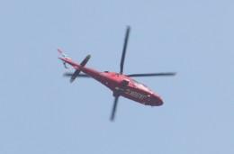 Hibiki Kanadeさんが、鹿児島市明和で撮影した日本法人所有 AW109SPの航空フォト(飛行機 写真・画像)