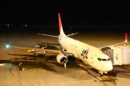 Hiro-hiroさんが、女満別空港で撮影したJALエクスプレス 737-846の航空フォト(飛行機 写真・画像)