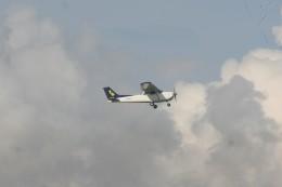 Hibiki Kanadeさんが、鹿児島空港で撮影した新日本航空 172P Skyhawkの航空フォト(飛行機 写真・画像)