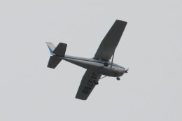 Hibiki Kanadeさんが、鹿児島空港で撮影した新日本航空 172N Ramの航空フォト(飛行機 写真・画像)