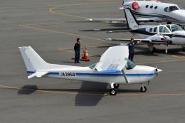 Gambardierさんが、岡南飛行場で撮影した日本個人所有 172P Skyhawkの航空フォト(飛行機 写真・画像)