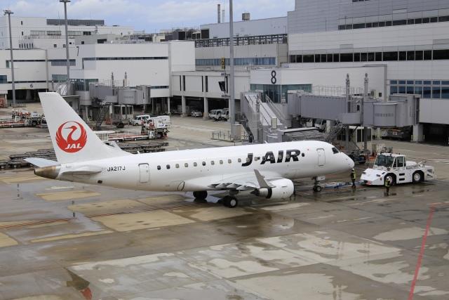 aki241012さんが、福岡空港で撮影したジェイ・エア ERJ-170-100 (ERJ-170STD)の航空フォト(飛行機 写真・画像)