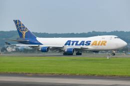 Tomo-Papaさんが、横田基地で撮影したアトラス航空 747-4B5F/SCDの航空フォト(飛行機 写真・画像)