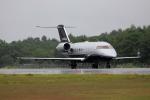 北の熊さんが、新千歳空港で撮影したOctober Holdings LLCの航空フォト(飛行機 写真・画像)