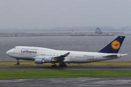 inyoさんが、羽田空港で撮影したルフトハンザドイツ航空 747-430の航空フォト(飛行機 写真・画像)