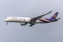 Y-Kenzoさんが、成田国際空港で撮影したタイ国際航空 A350-941の航空フォト(飛行機 写真・画像)