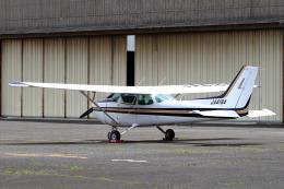 A-Chanさんが、龍ケ崎飛行場で撮影した新中央航空 172P Skyhawk IIの航空フォト(飛行機 写真・画像)