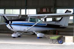 A-Chanさんが、龍ケ崎飛行場で撮影した日本個人所有 172N Skyhawk 100の航空フォト(飛行機 写真・画像)
