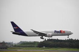 senbaさんが、成田国際空港で撮影したフェデックス・エクスプレス 767-3S2F/ERの航空フォト(飛行機 写真・画像)