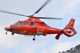 ブルーさんさんが、静岡ヘリポートで撮影した宮城県防災航空隊 AS365N3 Dauphin 2の航空フォト(飛行機 写真・画像)