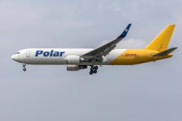 Y-Kenzoさんが、成田国際空港で撮影したポーラーエアカーゴ 767-3JHF(ER)の航空フォト(飛行機 写真・画像)