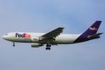 みるぽんたさんが、成田国際空港で撮影したフェデックス・エクスプレス A300F4-605Rの航空フォト(飛行機 写真・画像)