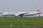 みるぽんたさんが、成田国際空港で撮影した日本航空 787-9の航空フォト(飛行機 写真・画像)