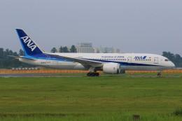 みるぽんたさんが、成田国際空港で撮影した全日空 787-8 Dreamlinerの航空フォト(飛行機 写真・画像)
