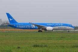 みるぽんたさんが、成田国際空港で撮影した厦門航空 787-9の航空フォト(飛行機 写真・画像)