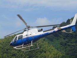 ランチパッドさんが、静岡ヘリポートで撮影した東邦航空 AS350B3 Ecureuilの航空フォト(飛行機 写真・画像)