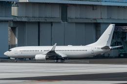 みぐさんが、羽田空港で撮影したノードスター航空 737-8K5の航空フォト(飛行機 写真・画像)