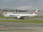 commet7575さんが、福岡空港で撮影した日本航空 777-246の航空フォト(飛行機 写真・画像)