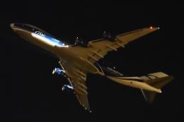 木人さんが、成田国際空港で撮影したエアブリッジ・カーゴ・エアラインズ 747-83QFの航空フォト(飛行機 写真・画像)