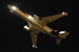 木人さんが、成田国際空港で撮影したフェデックス・エクスプレス MD-11Fの航空フォト(飛行機 写真・画像)