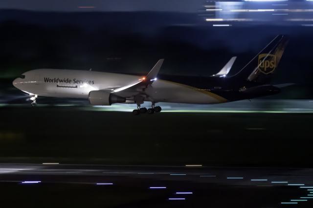 K.Sさんが、成田国際空港で撮影したUPS航空 767-34AF/ERの航空フォト(飛行機 写真・画像)