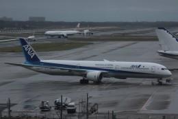 Mr.boneさんが、成田国際空港で撮影した全日空 787-10の航空フォト(飛行機 写真・画像)