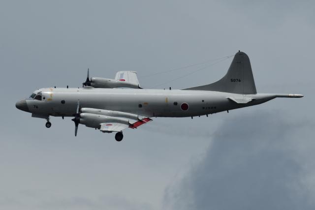 sepia2016さんが、下総航空基地で撮影した海上自衛隊 P-3Cの航空フォト(飛行機 写真・画像)