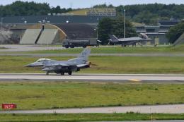 Cスマイルさんが、三沢飛行場で撮影したアメリカ空軍 F-16CM-50-CF Fighting Falconの航空フォト(飛行機 写真・画像)