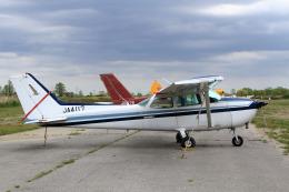 A-Chanさんが、大利根飛行場で撮影した日本フライングサービス 172P Skyhawk IIの航空フォト(飛行機 写真・画像)