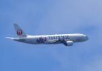 飛行機ゆうちゃんさんが、羽田空港で撮影した日本航空 777-246の航空フォト(飛行機 写真・画像)