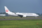 kumagorouさんが、仙台空港で撮影した日本航空 737-846の航空フォト(飛行機 写真・画像)