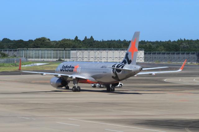 Rsaさんが、成田国際空港で撮影したジェットスター・ジャパン A320-232の航空フォト(飛行機 写真・画像)