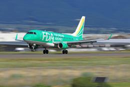 Nao0407さんが、松本空港で撮影したフジドリームエアラインズ ERJ-170-100 SU (ERJ-170SU)の航空フォト(飛行機 写真・画像)