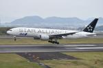 turenoアカクロさんが、高松空港で撮影した全日空 777-281の航空フォト(飛行機 写真・画像)
