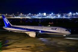 aki241012さんが、福岡空港で撮影した全日空 787-9の航空フォト(飛行機 写真・画像)
