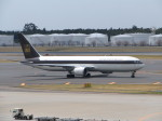kahluamilkさんが、成田国際空港で撮影したUPS航空 767-34AF/ERの航空フォト(飛行機 写真・画像)