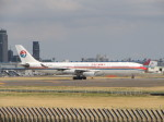 kahluamilkさんが、成田国際空港で撮影した中国東方航空 A340-313Xの航空フォト(飛行機 写真・画像)