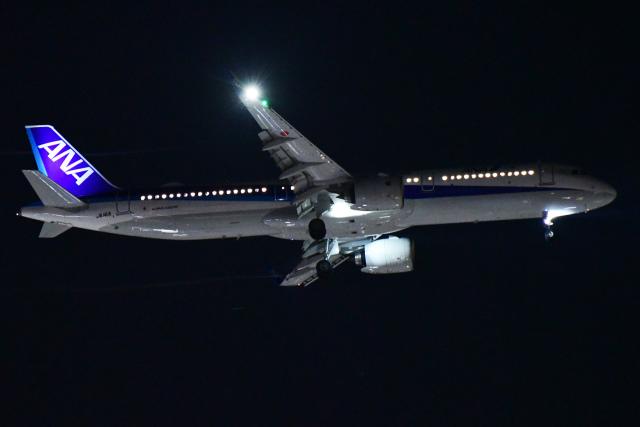 TOPAZ102さんが、伊丹空港で撮影した全日空 A321-272Nの航空フォト(飛行機 写真・画像)