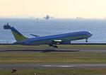 ふじいあきらさんが、羽田空港で撮影したAIR DO 767-33A/ERの航空フォト(飛行機 写真・画像)