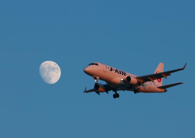 はち丸さんが、伊丹空港で撮影したジェイ・エア ERJ-170-100 (ERJ-170STD)の航空フォト(飛行機 写真・画像)