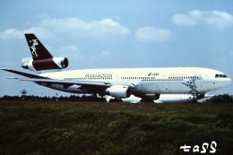 tassさんが、成田国際空港で撮影したハーレクィンエア DC-10-30の航空フォト(飛行機 写真・画像)