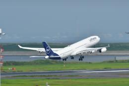 JA8101さんが、羽田空港で撮影したルフトハンザドイツ航空 A340-313Xの航空フォト(飛行機 写真・画像)